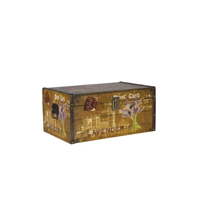 На фото: Коробка Ventura (74082), Шкатулки і коробки Home4You, каталог, ціна