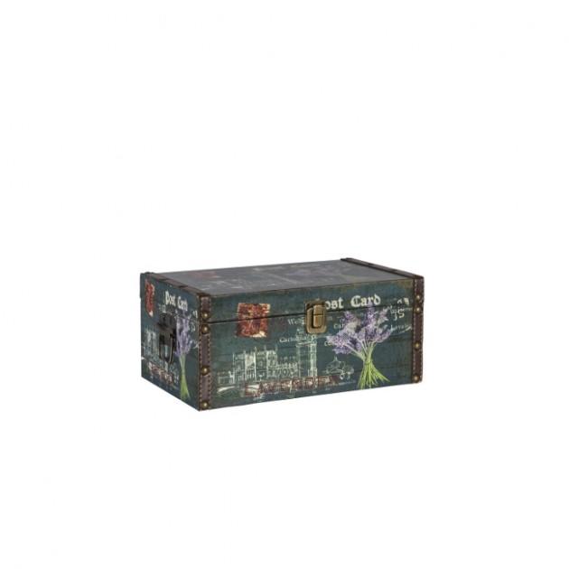 На фото: Коробка Ventura (74083), Шкатулки і коробки Home4You, каталог, ціна