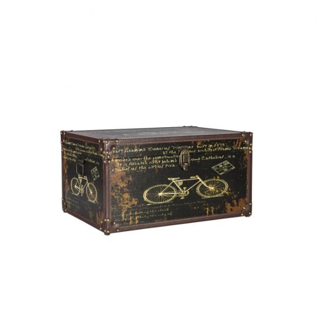 На фото: Коробка Ventura (74092), Шкатулки і коробки Home4You, каталог, ціна