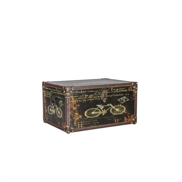 На фото: Коробка Ventura (74093), Шкатулки і коробки Home4You, каталог, ціна