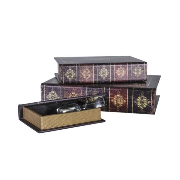 На фото: Набір коробок Ventura (7410), Рамки та фотоальбоми Home4You, каталог, ціна