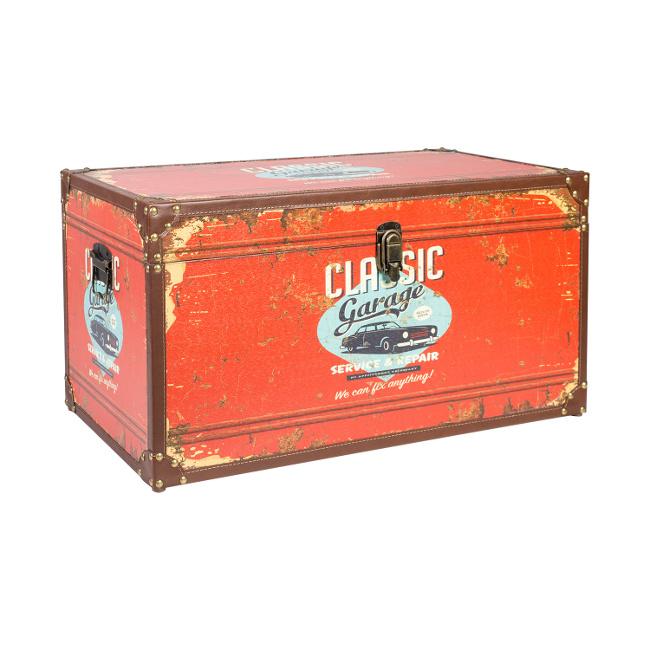 На фото: Коробка Ventura (75221), Шкатулки і коробки Home4You, каталог, ціна
