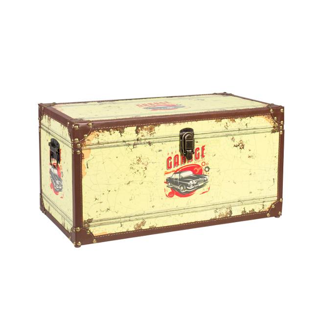 На фото: Коробка Ventura (75222), Шкатулки і коробки Home4You, каталог, ціна