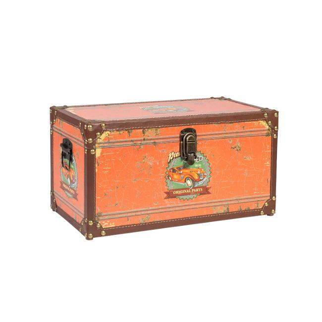 На фото: Коробка Ventura (75223), Шкатулки і коробки Home4You, каталог, ціна