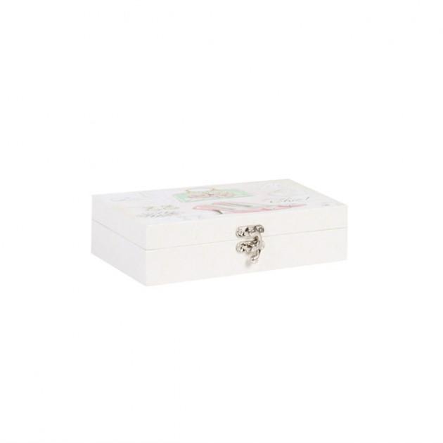 На фото: Коробка Ventura (75233), Шкатулки і коробки Home4You, каталог, ціна