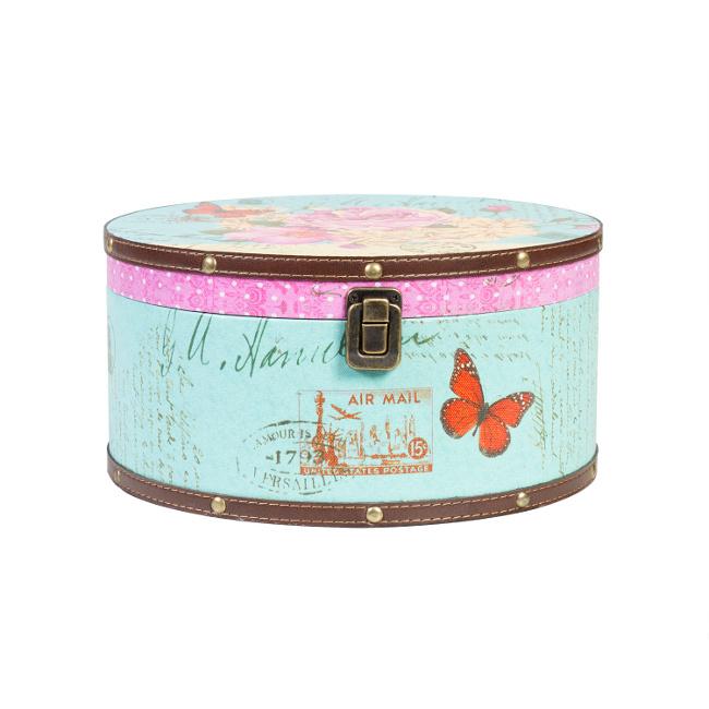 На фото: Коробка Ventura (75271), Шкатулки і коробки Home4You, каталог, ціна