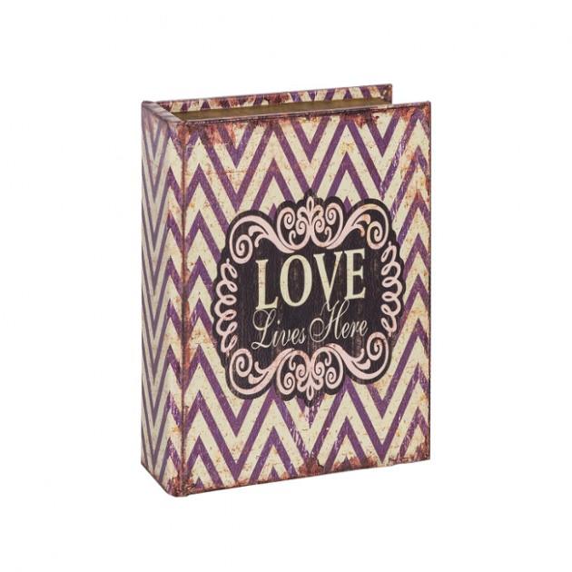 На фото: Коробка для фотографій Ventura (76322), Рамки та фотоальбоми Home4You, каталог, ціна
