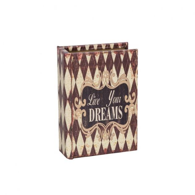 На фото: Коробка для фотографій Ventura (76323), Рамки та фотоальбоми Home4You, каталог, ціна
