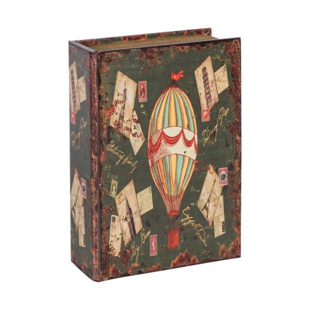 На фото: Коробка для фотографій Ventura (76331), Рамки та фотоальбоми Home4You, каталог, ціна