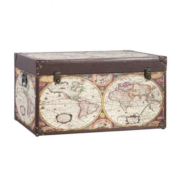 На фото: Коробка Ventura (83651), Шкатулки і коробки Home4You, каталог, ціна