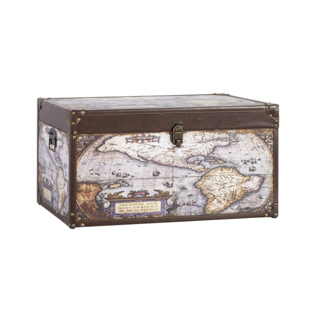На фото: Коробка Ventura (83652), Шкатулки і коробки Home4You, каталог, ціна