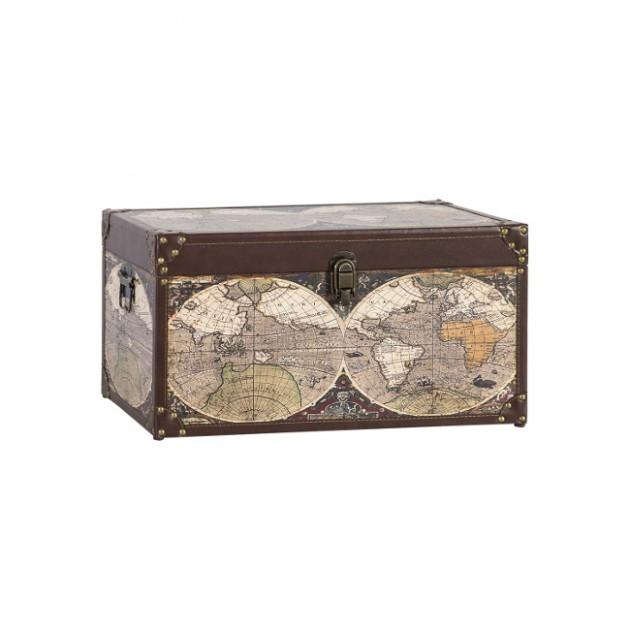 На фото: Коробка Ventura (83653), Шкатулки і коробки Home4You, каталог, ціна