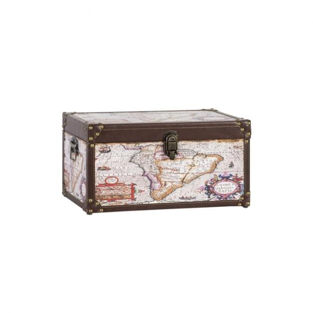 На фото: Коробка Ventura (83654), Шкатулки і коробки Home4You, каталог, ціна