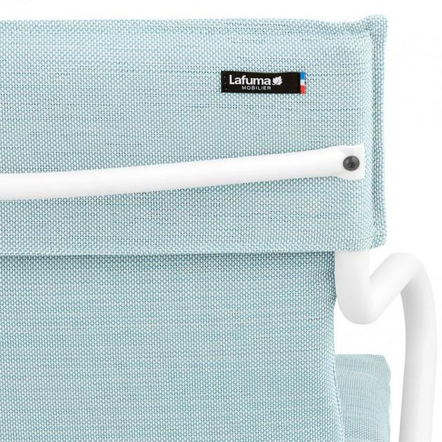 На фото: Крісло Ancone Celadon (LFM2965-9270), Стільці з текстилену Lafuma, каталог, ціна