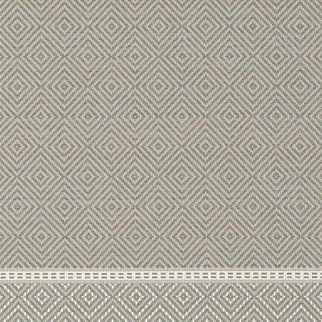 На фото: Вуличний килим Marsanne Hegoa Gris (LFM2952-9311), Килимки та циновки Lafuma, каталог, ціна