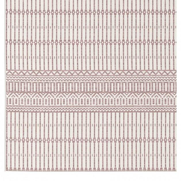 На фото: Вуличний килим Melya Ténéré Rose (LFM2953-9318), Килимки та циновки Lafuma, каталог, ціна