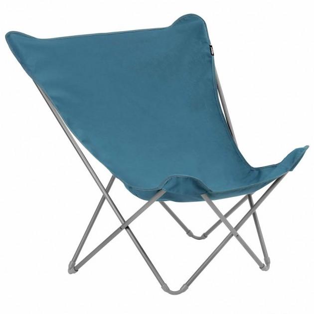 На фото: Крісло Pop Up XL Airlon Bleu Delft (lfm2777-8911), Складані шезлонги Lafuma, каталог, ціна