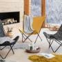 На фото: Крісло Pop Up XL Airlon Celeste (lfm2956-9329), Складані шезлонги Lafuma, каталог, ціна