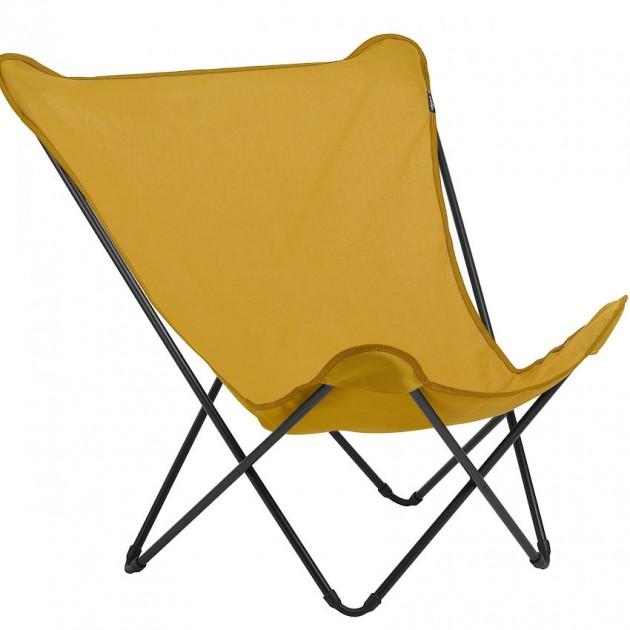 На фото: Крісло Pop Up XL Airlon Curry (lfm2777-7234), Складані шезлонги Lafuma, каталог, ціна