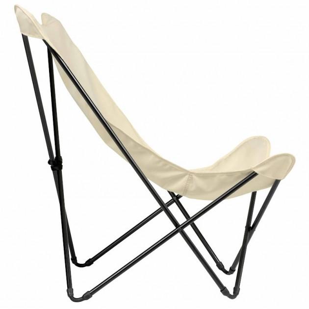 На фото: Крісло Pop Up XL Airlon Ecru (lfm2777-9328), Складані шезлонги Lafuma, каталог, ціна
