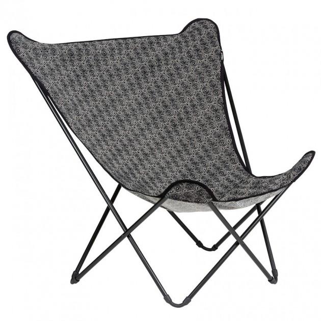 На фото: Крісло Pop Up XL Airlon Cara (lfm2957-9332), Складані шезлонги Lafuma, каталог, ціна