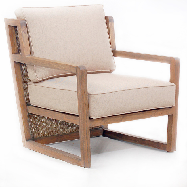 На фото: Кресло Zia (100700), М'які крісла Вілла Ванілла, каталог, ціна