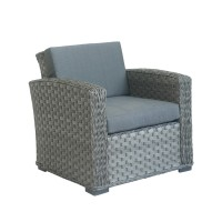 На фото: Кресло Geneva (11901), Крісла зі штучного ротангу Garden4You, каталог, ціна