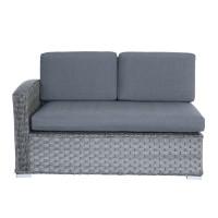 На фото: Модульный диван Geneva (11902), Модульні елементи Garden4You, каталог, ціна