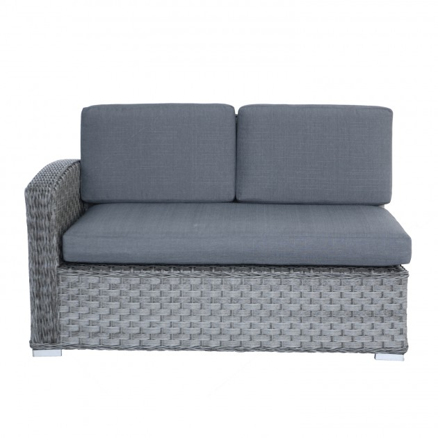 На фото: Модульний диван Geneva (11902), Модульні елементи Garden4You, каталог, ціна