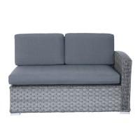 На фото: Модульный диван Geneva (11903), Модульні елементи Garden4You, каталог, ціна