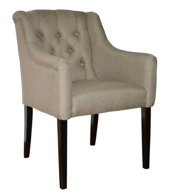 На фото: Мягкое кресло Niklas (610032), М'які крісла Вілла Ванілла, каталог, ціна
