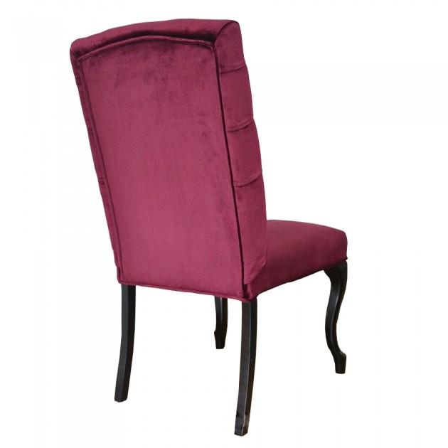 На фото: М'який стілець Valter (610060), М'які стільці Вілла Ванілла, каталог, ціна