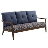 На фото: Трьохмісний диван Ambient (20883), М'які дивани Home4You, каталог, ціна
