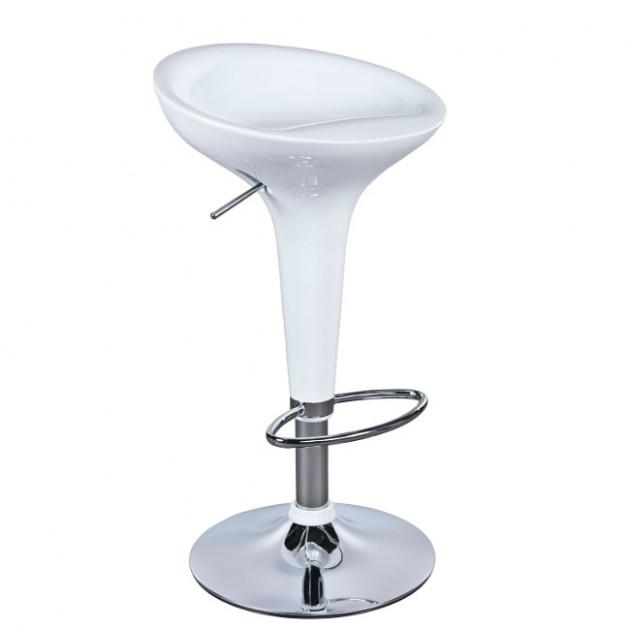 На фото: Барний стілець Amigo (27764), Барні стільці і столи Home4You, каталог, ціна