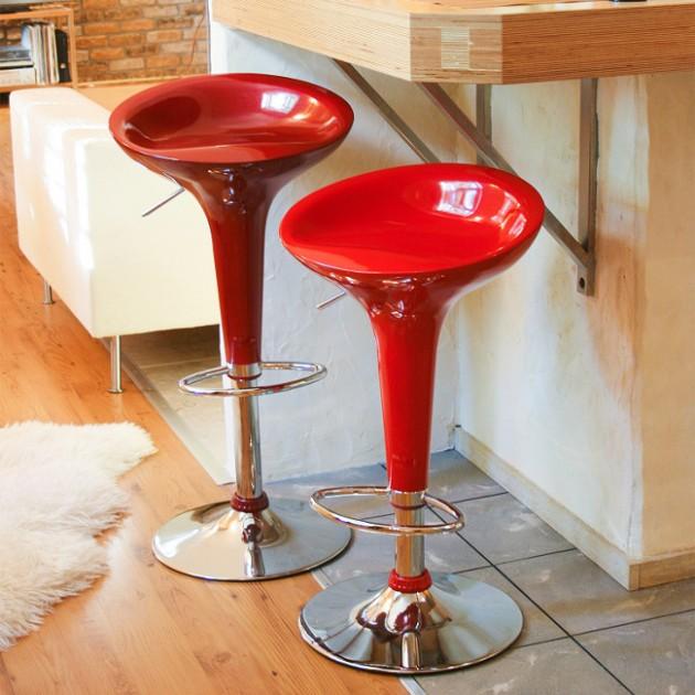 На фото: Барний стілець Amigo (27777), Барні стільці і столи Home4You, каталог, ціна