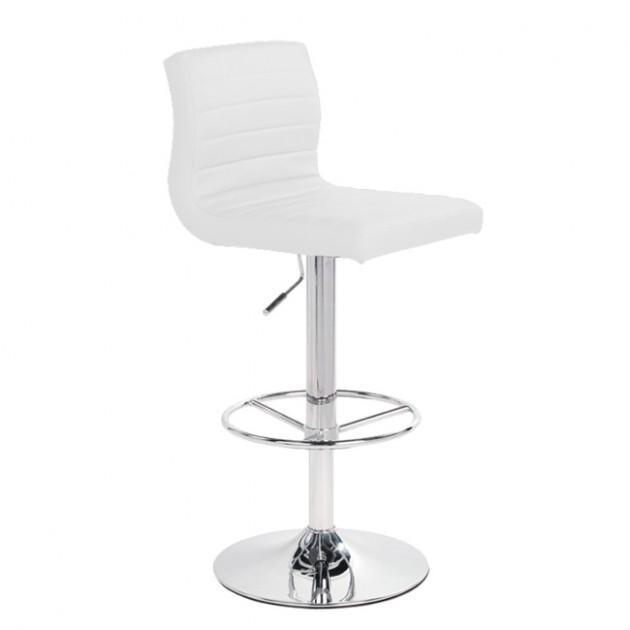 На фото: Барний стілець Aura (27781), Барні стільці і столи Home4You, каталог, ціна