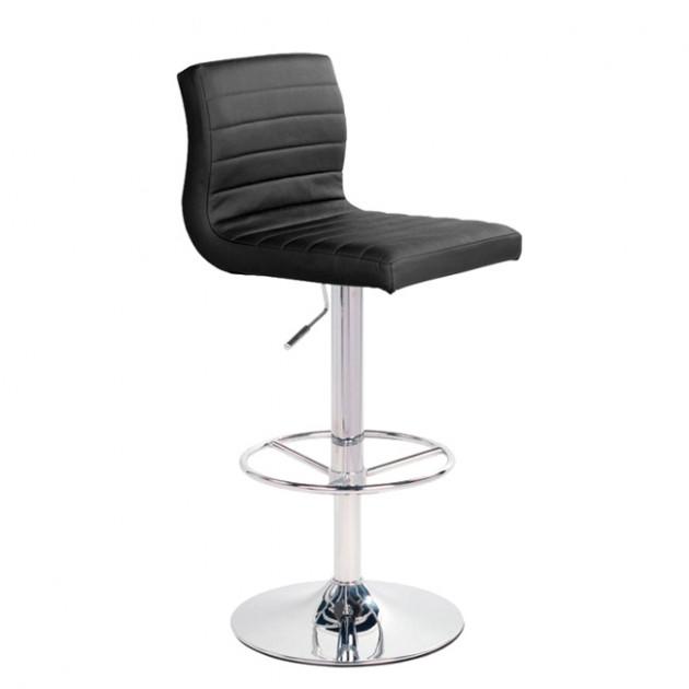 На фото: Барний стілець Aura (27782), Барні стільці і столи Home4You, каталог, ціна