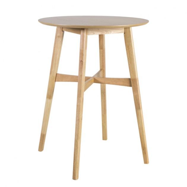 На фото: Барний стіл Bloom (20937), Барні стільці і столи Home4You, каталог, ціна