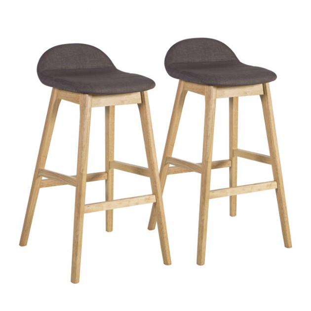На фото: Барний стілець Bloom (20938), Барні стільці і столи Home4You, каталог, ціна