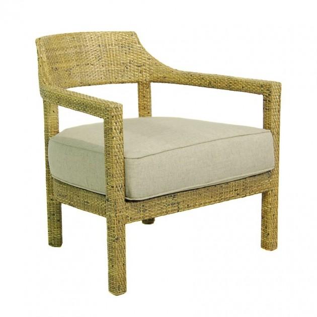 На фото: Крісло з ротангу Darrel (90909), Крісла з ротангу Вілла Ванілла, каталог, ціна