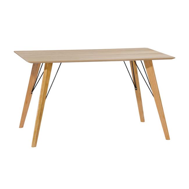 На фото: Обідній стіл Helena (20072), Обідні столи Home4You, каталог, ціна