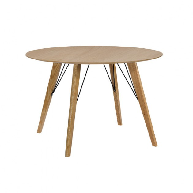 На фото: Обідній стіл Helena (20074), Обідні столи Home4You, каталог, ціна