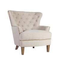 На фото: М'яке крісло Holmes (20182), М'які крісла Home4You, каталог, ціна