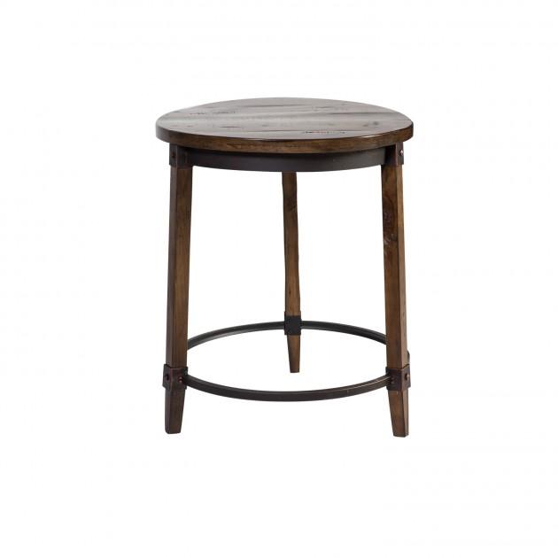 На фото: Приліжковий столик Opus (75401), Opus Home4You, каталог, ціна