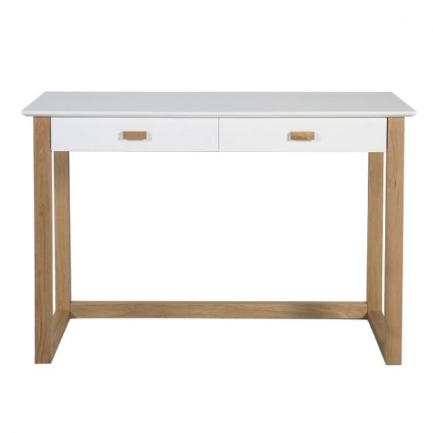 На фото: Письмовий стіл Oslo (26734), Письмові столи Home4You, каталог, ціна