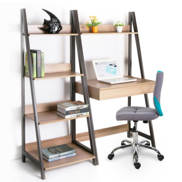 На фото: Письмовий стіл Step (40813), Письмові столи Home4You, каталог, ціна
