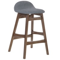 На фото: Барний стілець Bloom (20914), Барні стільці і столи Home4You, каталог, ціна