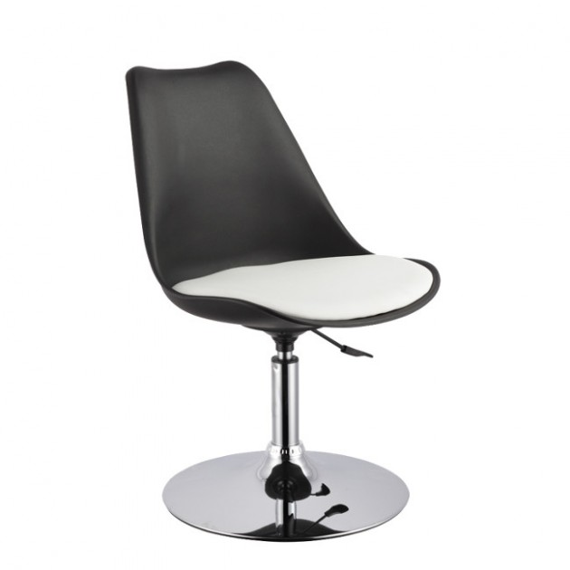 На фото: Барный стул Aron (27905), Барні стільці і столи Home4You, каталог, ціна