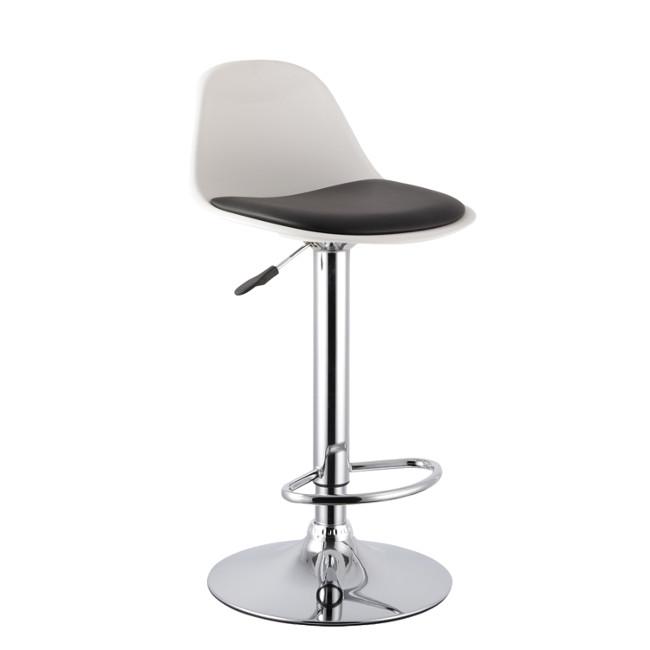 На фото: Барный стул Axel (27908), Барні стільці і столи Home4You, каталог, ціна