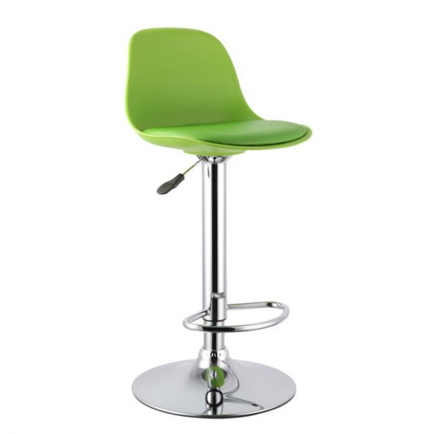 На фото: Барный стул Axel (27909), Барні стільці і столи Home4You, каталог, ціна